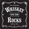 Logo Whiskey On The Rocks
