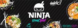 Logo Ninja Street Food