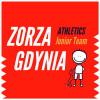 Logo Zorza Gdynia Athletics Junior Team