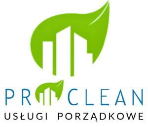 Pro-Clean usługi porządkowe logo