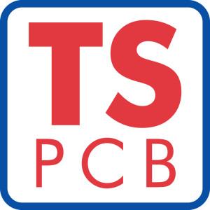 TS PCB logo