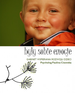 Były sobie emocje - psycholog dziecięcy