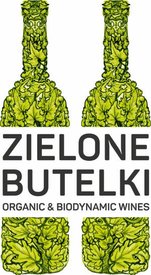 Zielone butelki - dystrybucja win