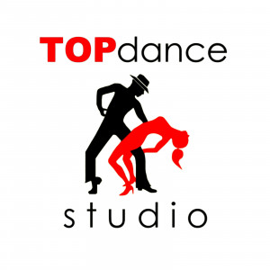 Logo Studio Tańca TOP dance