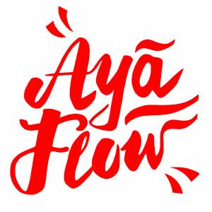 Logo Szkoła Językowa AYA FLOW