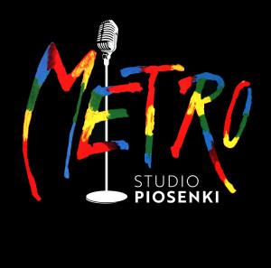 Logo Studio Piosenki METRO Sopot