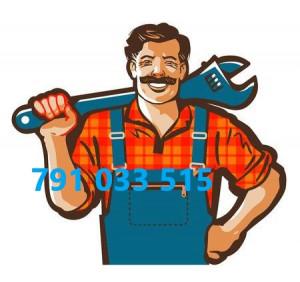 Usługi hydrauliczne logo