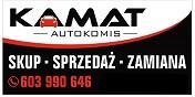 Kamat - Autokomis - Skup aut za gotówkę