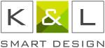 Logo K & L SMART DESIGN