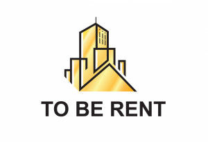 TO BE RENT logo