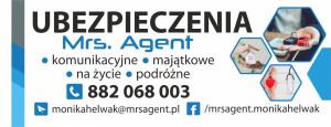 Mrs. Agent - pośrednictwo ubezpieczeniowe Monika Helwak