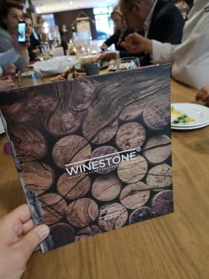 Winestone #Heweliusza22 logo