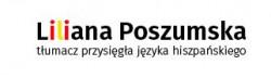 Liliana Poszumska Tłumacz przysięgły