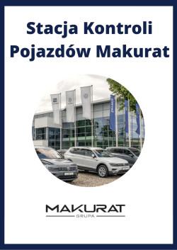 Stacja Kontroli Pojazdów Makurat