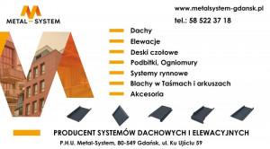 Logo Metal System