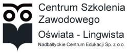 Centrum Szkolenia Zawodowego Oświata - Lingwista