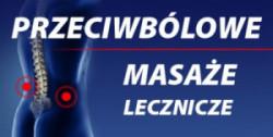 Beń Przeciwbólowy Masaż Leczniczy