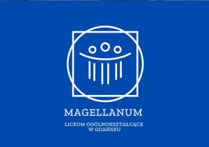 Logo Magellanum Akademickie Liceum Ogólnokształcące