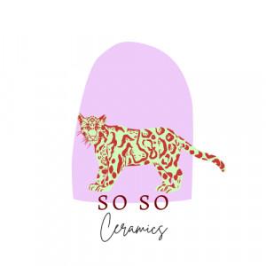 Logo So So Ceramics