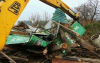 Wyburzenia na trasie Kolei Metropolitalnej. Budynki odkryły swoje tajemnice
