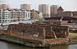 Gdańsk szykuje iluminację ruin Wyspy Spichrzów