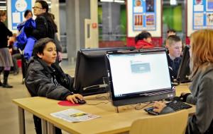 Ofensywa cyfrowych książek w trójmiejskich bibliotekach