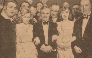 Charlie Chaplin z wizytą w Sopocie