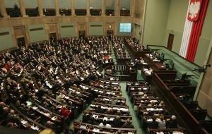 Sejm przeciwko związkom partnerskim. Posłowie z Pomorza pół na pół