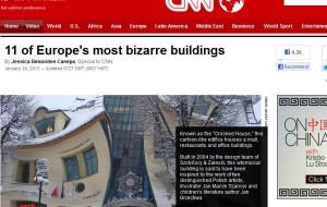 CNN zafrapowane Krzywym Domkiem