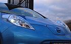 Nissan Leaf. Liść niesiony prądem