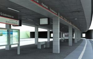 Rusza przetarg na budowę przystanku SKM Śródmieście