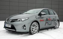 Toyota Auris. Diesel czy benzyna?