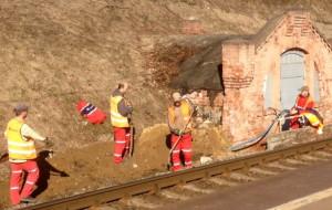 Czescy robotnicy na trójmiejskich torach