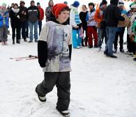 Aktywny weekend: na śniegu i wiosennie