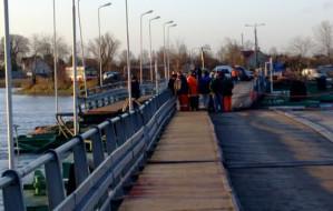 Rusza przebudowa mostu w Sobieszewie