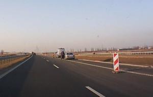 Nowa droga, a kierowcy jadą tylko 40 km/h