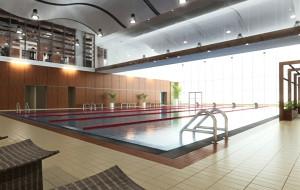 Nowy, prywatny basen w Trójmieście