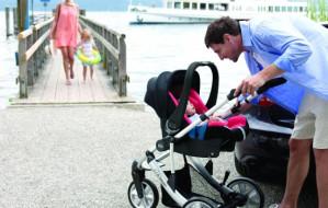 Przegląd wózków dziecięcych