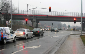 Kierowcy: wyłączcie sygnalizację na Węźle Lipce