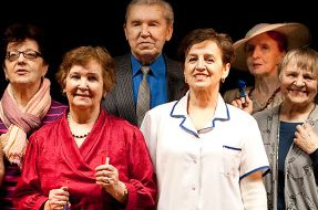 Zakochanym być i mieć 60 lat - seniorzy przygotowują spektakl
