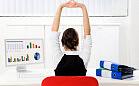 Ćwiczenia i relaks przy biurku