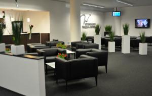 VIP na lotnisku w Gdańsku
