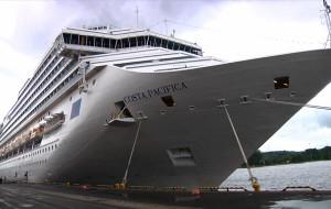 Wielkie wycieczkowce wracają do Gdyni