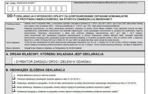 Gdańsk czeka do 31 maja na deklaracje śmieciowe