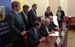 Podpisano umowę na budowę Pomorskiej Kolei Metropolitalnej