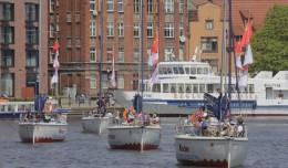 Jachty z młodzieżą na pokładzie wypłynęły w pierwszy rejs