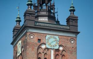 Ruszył nietypowy zegar na wieży kościoła św. Katarzyny