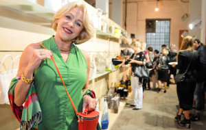 Bożena Batycka zaprezentowała nową kolekcję torebek