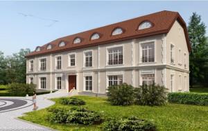 Nowe ogrody i biura w Oliwie