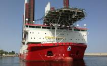 Statek MPI Discovery wpłynął już do Gdańska